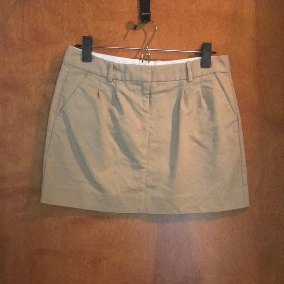 Old Navy Dresses & Skirts - Khaki mini skirt
